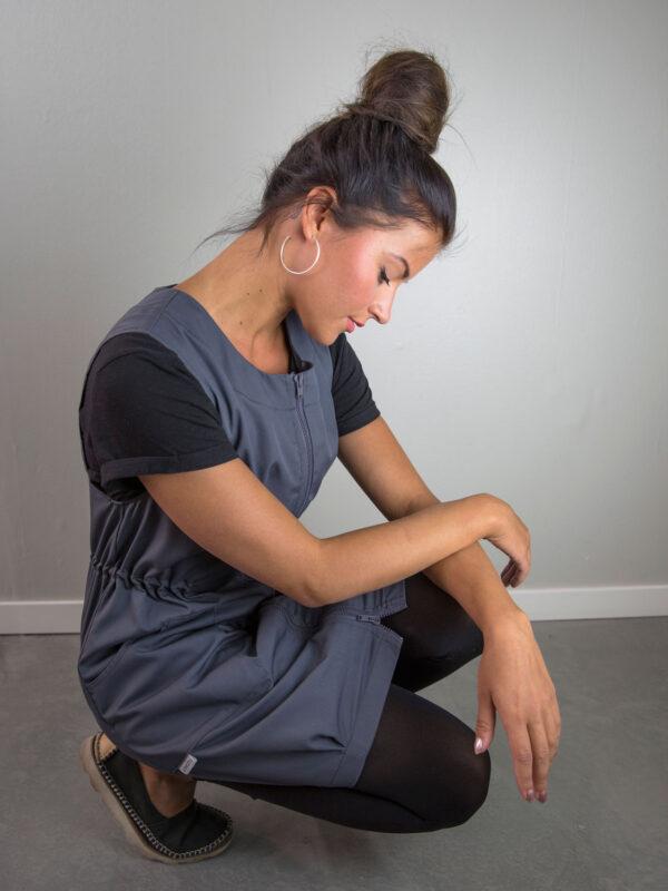 Monikäyttöinen työvaate - naisten työasu - Univormu